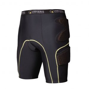 Spodenki rowerowe Forcefield Contakt shorts