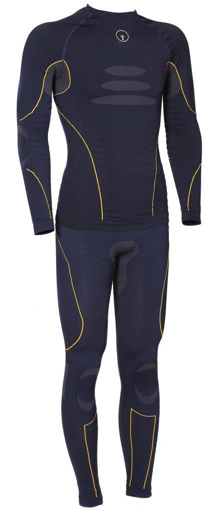 Technical 2 Base Layer Shirt Koszulka Forcefield – komplet przód